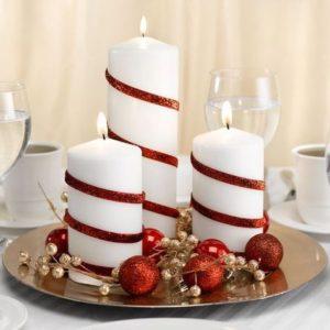 Christmas Wedding Inspiration Board 20