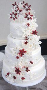 Christmas Wedding Inspiration Board 25