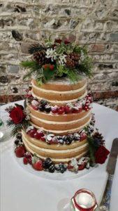 Christmas Wedding Inspiration Board 27
