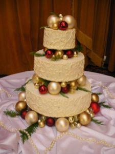 Christmas Wedding Inspiration Board 28