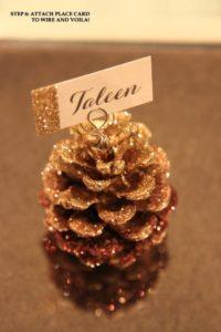Christmas Wedding Inspiration Board 3
