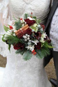 Christmas Wedding Inspiration Board 32
