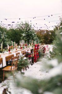 Christmas Wedding Inspiration Board 34