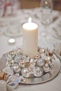 White Christmas Wedding Inspiration Board 1