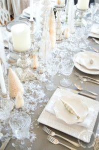 White Christmas Wedding Inspiration Board 18