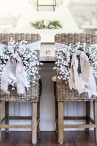 White Christmas Wedding Inspiration Board 20