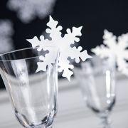 White Christmas Wedding Inspiration Board 24