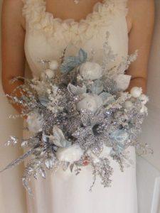White Christmas Wedding Inspiration Board 28