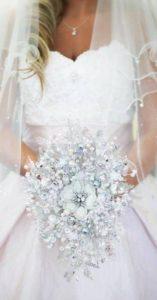 White Christmas Wedding Inspiration Board 29