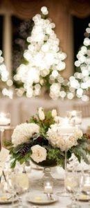 White Christmas Wedding Inspiration Board 3