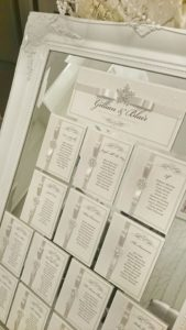 White Christmas Wedding Inspiration Board 32