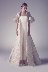 White Christmas Wedding Inspiration Board 6