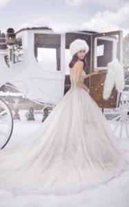 White Christmas Wedding Inspiration Board 7