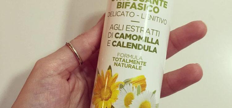 Beauty Bio recensione struccante bifasico Alhea