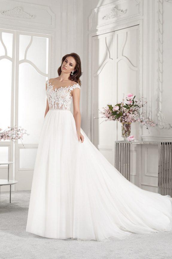 Felice 24 Abiti Sposa Demetrios Collezione Da 2019 qpSUzLGMV