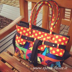 LoomLom Milano Diva Bag borsa in neoprene review 1