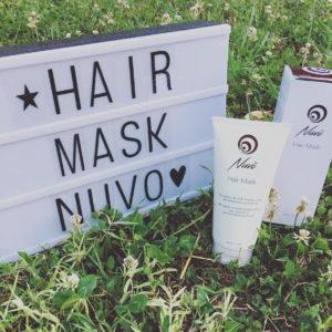 Beauty recensione Hair Mask Nuvo cosmetic bava di lumaca 1