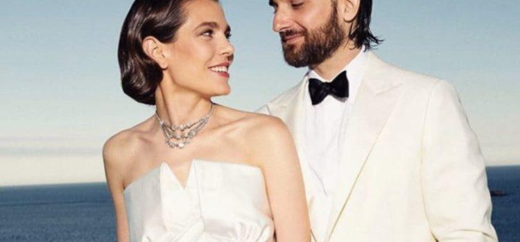 Charlotte Casiraghi matrimonio reale con Dimitri Rassam