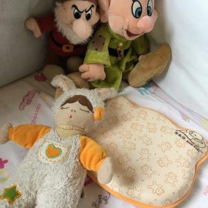 Review cuscino neonato prevenzione plagiocefalia di S&G shop-baby 1