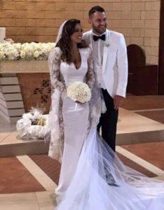 Alessia Macari il matrimonio con Oliver Kragl 1