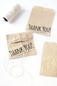 Tutorial sacchetti in carta stampatifai da te 2