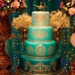 Matrimonio a tema Disney Aladdin e Jasmine 22