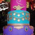 Matrimonio a tema Disney Aladdin e Jasmine 25