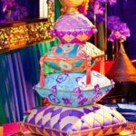Matrimonio a tema Disney Aladdin e Jasmine 26