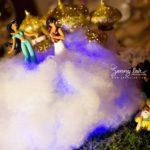 Matrimonio a tema Disney Aladdin e Jasmine 27