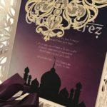 Matrimonio a tema Disney Aladdin e Jasmine 4