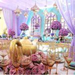 Matrimonio a tema Disney Aladdin e Jasmine 10