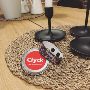 Clyck bracelet foto ricordo a portata di polso idea regalo 2