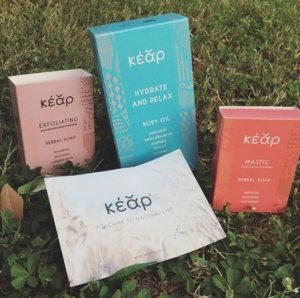 Kear prodotti naturali per la beauty routine delle spose 1