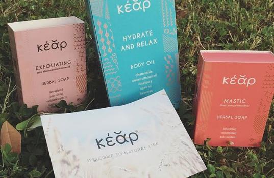 Kear prodotti naturali per la beauty routine delle spose