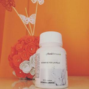 Skin Vitamins vitamine per la pelle di Herbamour recensione 1