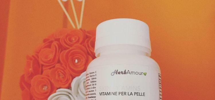 Skin Vitamins vitamine per la pelle di Herbamour recensione
