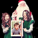 Elfisanta video messaggio di Babbo Natale personalizzato idea regalo 1