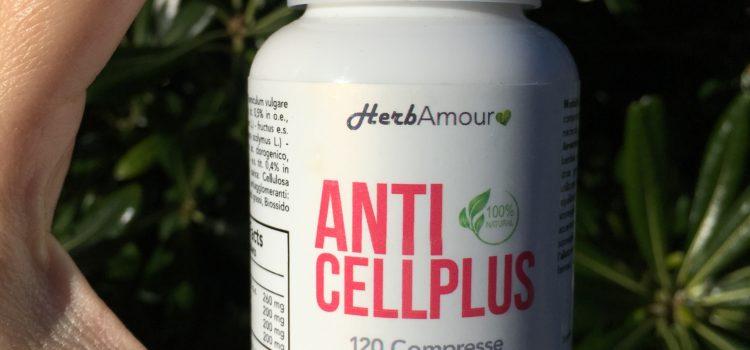 Herbamour Anticellplus integratori naturali contro la cellulite recensione