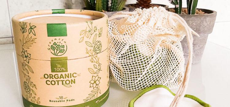 Greenzla dischetti struccanti in cotone bio lavabili recensione