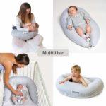 Dilamababy cuscino gravidanza ed allattamento made in italy recensione 5