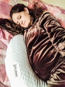Dilamababy cuscino gravidanza ed allattamento made in italy recensione 2