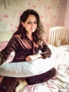 Dilamababy cuscino gravidanza ed allattamento made in italy recensione 1