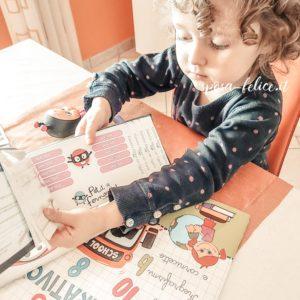 Petit Fernand etichette personalizzate per la scuola e non solo 1