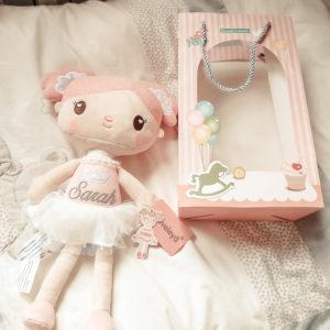 Gloveleyamall bambola personalizzata per piccole principesse recensione 1