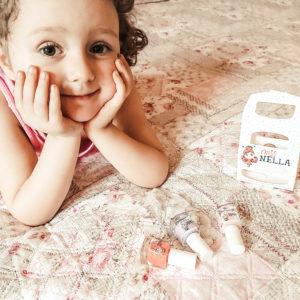 MissNella smalti per bambine recensione review 1