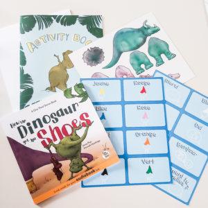 One Third Stories le story box per imparare le lingue straniere ai bambini 1
