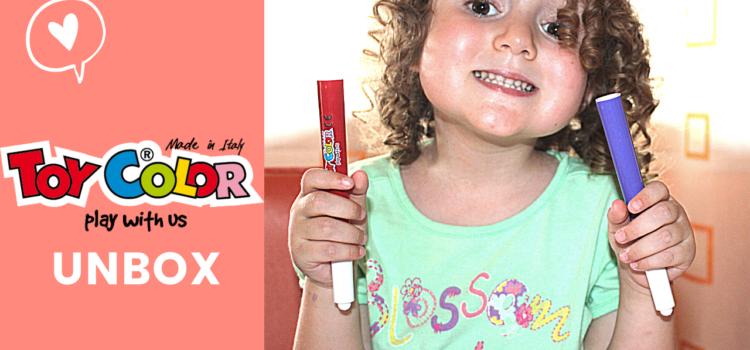 Toy color colori per bambini e non solo sicuri e made in Italy