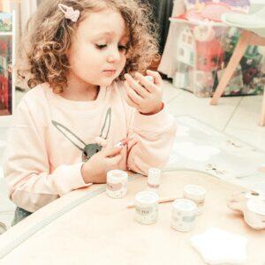 Natural play make-up il trucco sicuro per bambine