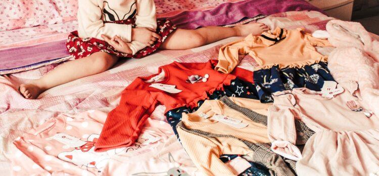 Hibobi capi d'abbigliamento da bambina alla moda a prezzi piccoli