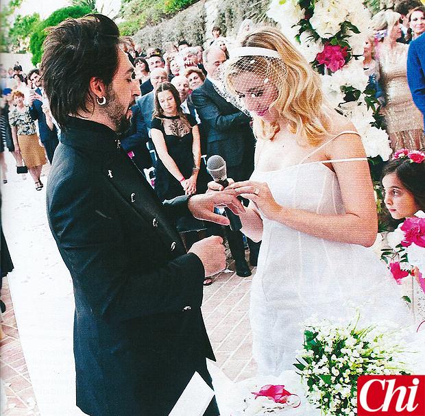 Francesco Sarcina e Clizia Incorvaia Just Married … con pancione !